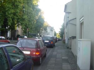 Bürgersteig